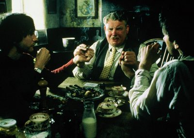 Withnail & I - Monty, Withnail, Marwood cottage dinner